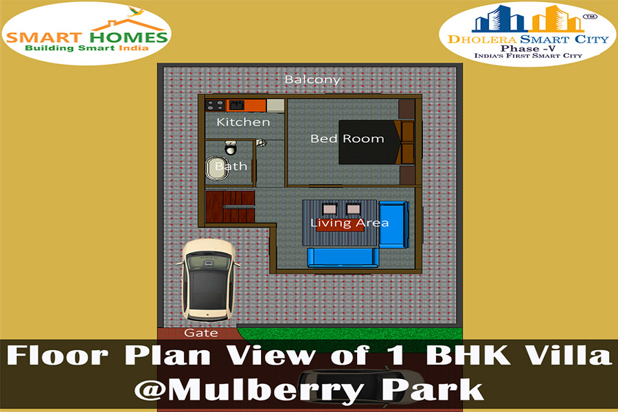 Plot In Dholera Sir