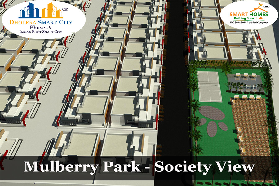 Plots In Dholera Sir