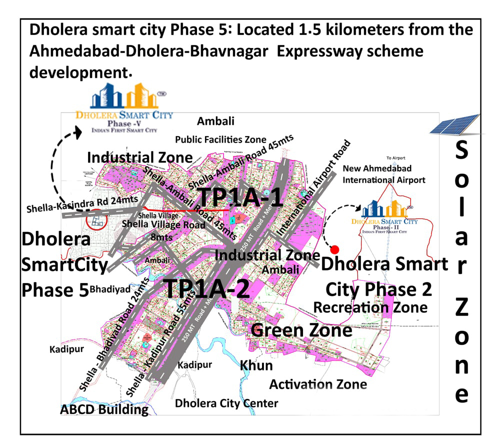 Smart City Dholera Sir